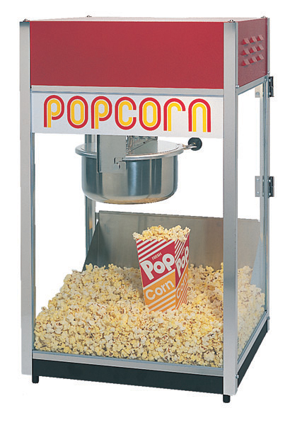 Popcorn machine rentals in Florida