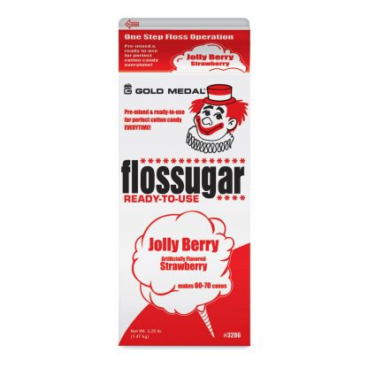 Floss Sugar Carton or Case/6-94