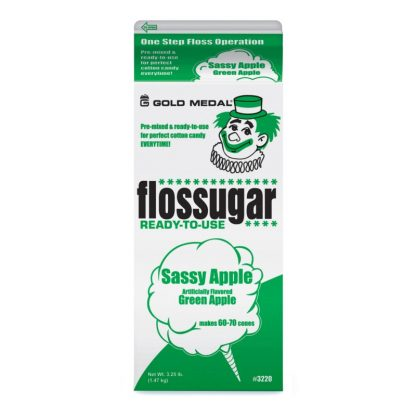 Floss Sugar Carton or Case/6-98