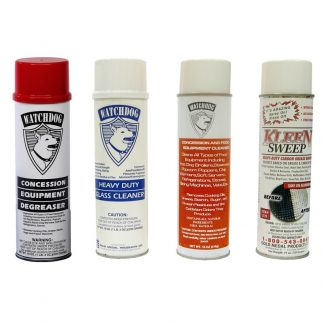 Watchdog Cleaning Supplies / single can-0