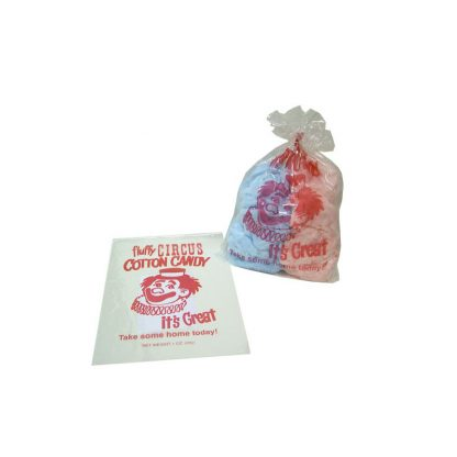 Clown Style Cotton Candy Bags-0